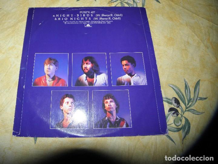 Discos de vinilo: Shakatak ?– Night Birds,1982. - Foto 2 - 116624115