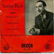 Discos de vinilo: STANLEY BLACK / PAPA VA AL BAILE + 3 (EP 1958). Lote 116629175