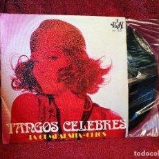 Discos de vinilo: ORQUESTA 101 STRINGS - TANGOS CÉLEBRES - SINGLE YUPY 1971. Lote 116638591