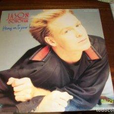 Vinyl-Schallplatten - JASON DONOVAN- HANG ON TO YOUR LOVE - 116649991