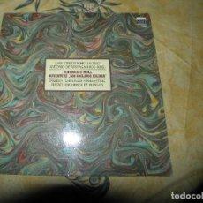 Discos de vinilo: JUAN CRISOSTOMO JACOBO - ANTONIO DE ARRIAGA - SINFONIE D MOLL - OUVERTURE LOS ESCLAVOS,FELICES ,1980. Lote 116659443