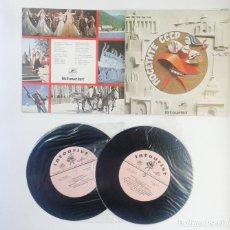 Discos de vinilo: INTOURIST - DOBLE SINGLE DE MÚSICA TRADICIONAL SOVIÉTICA - EXCELENTE ESTADO - RARÍSIMO!!!. Lote 116663971