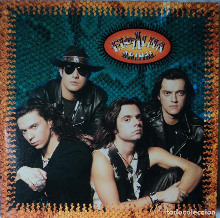EL ALMA - ANIMAL - EDICIÓN DE 1991 DE ESPAÑA (Música - Discos - LP Vinilo - Grupos Españoles de los 90 a la actualidad)