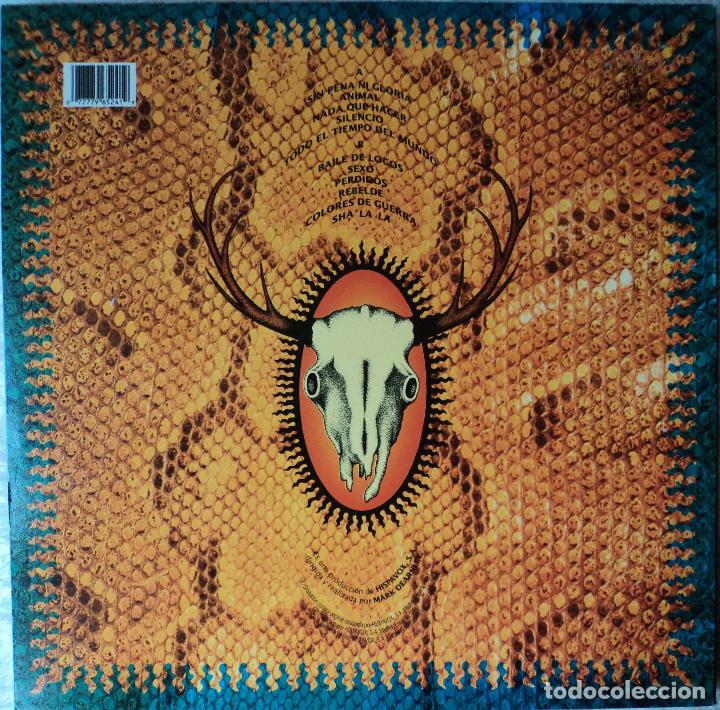 Discos de vinilo: El Alma - Animal - Edición de 1991 de España - Foto 2 - 116664979