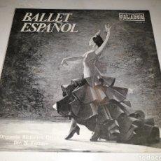 Discos de vinilo: N. FERRERO- BALLET ESPAÑOL- 10 PULGADAS- ORLADOR 1965 ESPAÑA 7. Lote 116673166