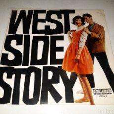 Discos de vinilo: BERNSTEIN- BSO WEST SIDE STORY- 10 PULGADAS- ORLADOR 1964 ESPAÑA 7. Lote 116673456