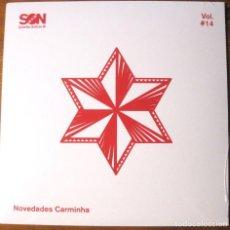 Discos de vinilo: NOVEDADES CARMINHA–VOL.#14. EDICIÓN ESPECIAL (NUEVO, PRECINTADO). Lote 116678975