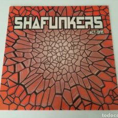 Discos de vinilo: SHAFUNKERS - ACT ONE EP (EP). Lote 116691334