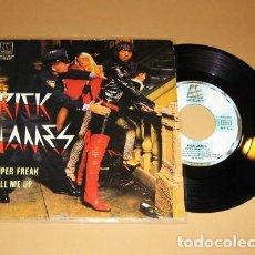 Discos de vinilo: RICK JAMES - SUPER FREAK - SINGLE - 1981. Lote 116694215
