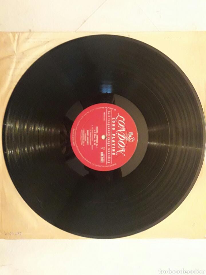 Discos de vinilo: Brahms. Symphony N°1 in C Minor. Op. 68. Vinilo. - Foto 3 - 116696471
