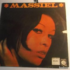 Discos de vinilo: MASSIEL-ORIGINAL ESPAÑOL 1967. Lote 116705403