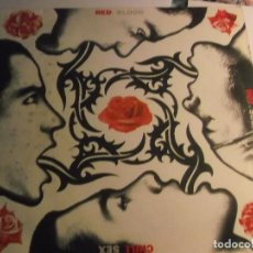 Discos de vinilo: RED HOT CHILI PEPPERS-BLOOD SUGAR SEX MAGIK-MADE IN GERMANY-DOBLE LP. Lote 119519204