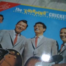 Discos de vinilo: BUDDY HOLLY CRICKETS ROCKABILLY LP. Lote 116723731