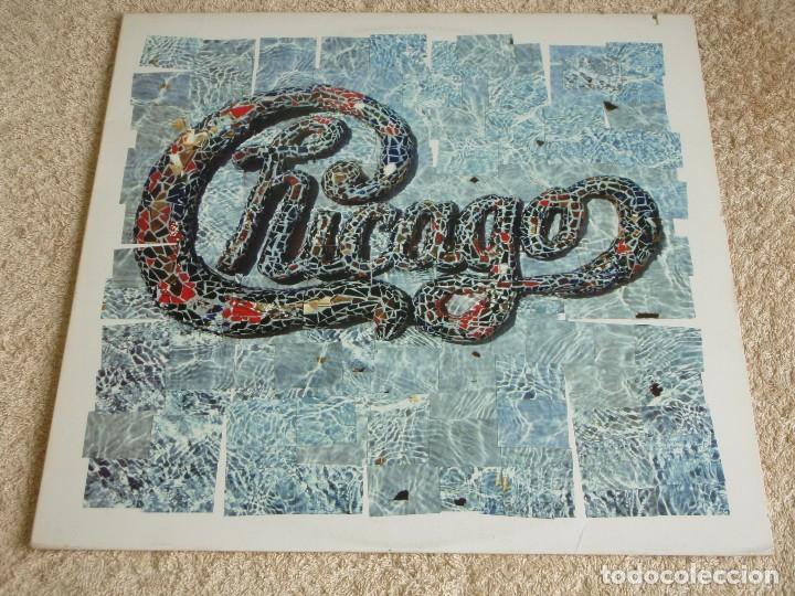 CHICAGO ( CHICAGO 18 ) USA - 1986 LP33 WARNER BROS RECORDS (Música - Discos - LP Vinilo - Pop - Rock - New Wave Extranjero de los 80)