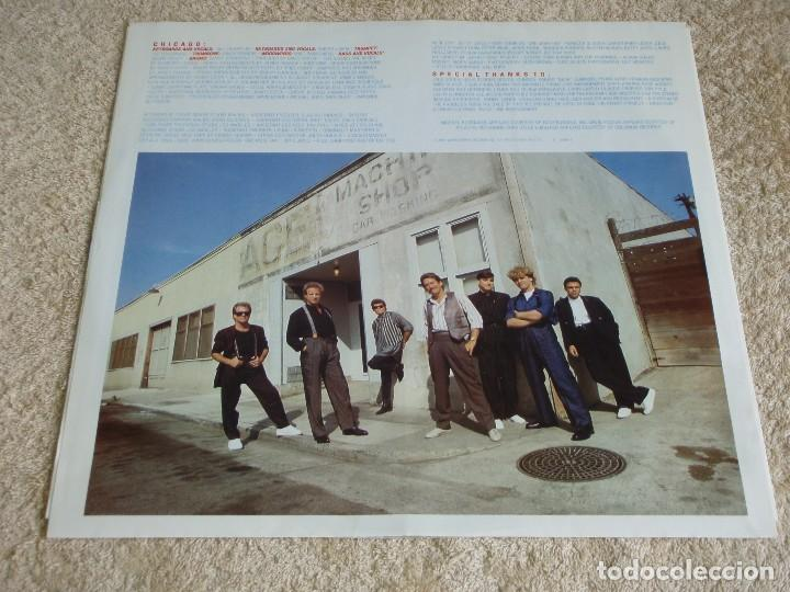 Discos de vinilo: CHICAGO ( CHICAGO 18 ) USA - 1986 LP33 WARNER BROS RECORDS - Foto 3 - 116735703