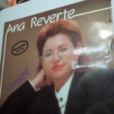 Discos de vinilo: LP ANA REVERTE *VOLVERE*. Lote 116752712
