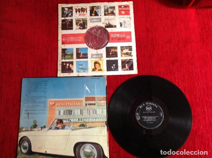 Discos de vinilo: RITA PAVONE LP Non e facile avere 18 anni . Carpeta dura + encarte original - Foto 2 - 116758655