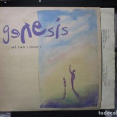 Disques de vinyle: GENESIS - WE CAN'T DANCE (2XLP, ALBUM) 1991. Lote 116794847