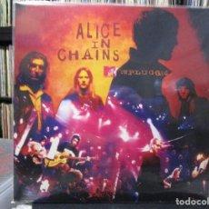 Discos de vinilo: ALICE IN CHAINS - MTV UNPLUGGED (2XLP, ALBUM, RE, RP, 180) 2010 EU. Lote 116794931