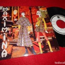 Discos de vinilo: J.MARCO MAXIMINA / YA ES PRIMAVERA / AQUEL AMOR / CITA CON ISABEL EP 1971 PLENO PROMO ALLER SOTO. Lote 116813979