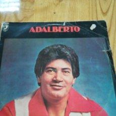 Discos de vinilo: VINILO LP MÚSICA. ADALBERTO . Lote 116829731