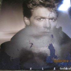 Discos de vinilo: BRYAN ADAMS - RECKLESS LP - ORIGINAL U.S.A. - A&M RECORDS 1984 CON FUNDA INT. ORIGINAL. Lote 116831047