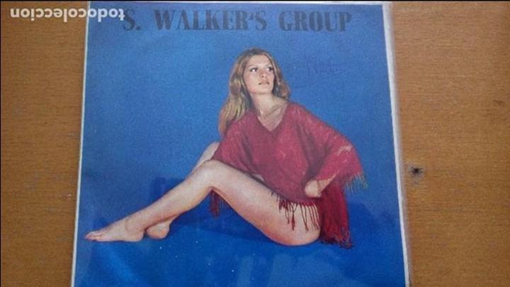 S. WALKER´S GROUP. EDITA ANA 1976. RUMBERA, SUEÑOS, LUNA GRIS Y CALLE 25. EP (Música - Discos de Vinilo - EPs - Grupos Españoles de los 70 y 80)