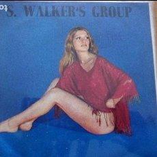 Discos de vinilo: S. WALKER´S GROUP. EDITA ANA 1976. RUMBERA, SUEÑOS, LUNA GRIS Y CALLE 25. EP. Lote 116843903