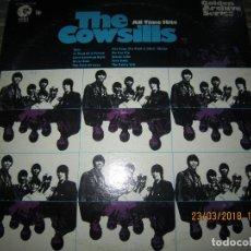 Discos de vinilo: THE COWSILLS - ALL TIME HITS LP - ORIGINAL U.S.A. - MGM RECORDS 1970 - STEREO -. Lote 116844275