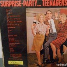 Discos de vinilo: SURPRISE-PARTY...TEENAGERS. Lote 116847427