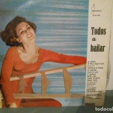 Discos de vinilo: TODOS A BAILAR - ORQUESTA MARAVELLA. Lote 116847579