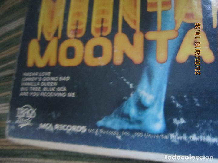 Discos de vinilo: GOLDEN EARRING - MOONTAN LP - ORIGINAL U.S.A. - TRACK RECORDS 1974 CON FUNDA INT. GENERICA RARO - Foto 5 - 116848035