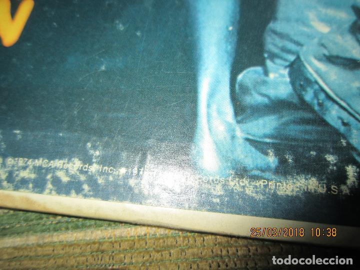 Discos de vinilo: GOLDEN EARRING - MOONTAN LP - ORIGINAL U.S.A. - TRACK RECORDS 1974 CON FUNDA INT. GENERICA RARO - Foto 7 - 116848035