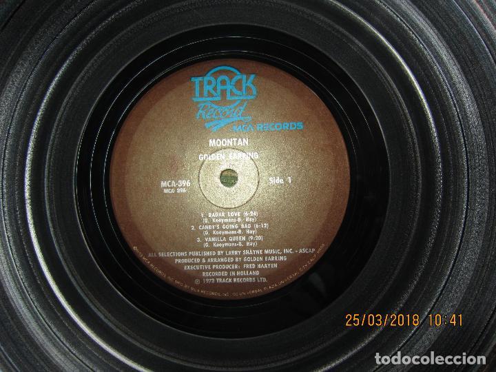Discos de vinilo: GOLDEN EARRING - MOONTAN LP - ORIGINAL U.S.A. - TRACK RECORDS 1974 CON FUNDA INT. GENERICA RARO - Foto 15 - 116848035