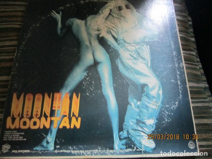 Discos de vinilo: GOLDEN EARRING - MOONTAN LP - ORIGINAL U.S.A. - TRACK RECORDS 1974 CON FUNDA INT. GENERICA RARO - Foto 23 - 116848035