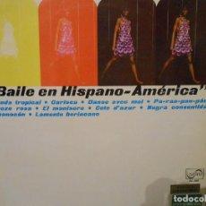 Discos de vinilo: BAILE EN HISPANO-AMERICA . ORQUESTA ROMANTICOS DE CUBA. Lote 116849823