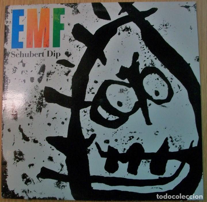 DISCOS (EMF) SCHUBERT DIP (Música - Discos - LP Vinilo - Otros estilos)