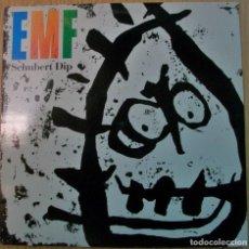 Discos de vinilo: DISCOS (EMF) SCHUBERT DIP. Lote 116871887