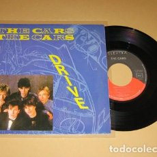 Discos de vinilo: THE CARS - DRIVE - SINGLE - 1984. Lote 116926359