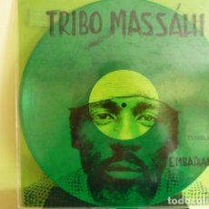 Discos de vinilo: TRIBO MASSAHI.- ESTRELANDO EMBAIXADOR/ FUNK PSYCH TRIBAL DE BRASIL (REEDICIÓN) FOTODISCO. Lote 116932099