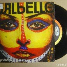 Discos de vinilo: DALBELLO - GONNA GET CLOSE TO YOU + GUILTY BY ASSOCIATION - SINGLE PROMO ESPAÑOL 1984 - CAPITOL. Lote 116934351