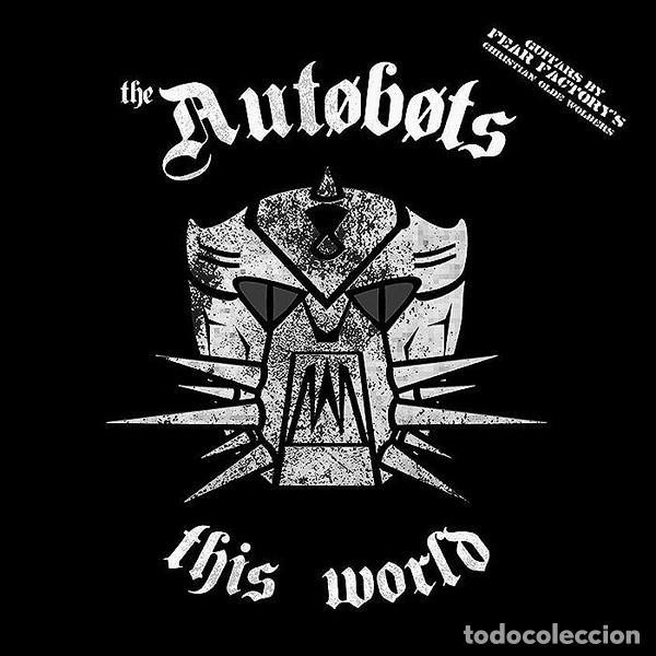 VINILO 12 PULGADAS, THE AUTØBØTS – THIS WORLD, BROKE 008 -2006 ,MUSICA BREAKS,ELECTRO,MUY CUIDADO. (Música - Discos de Vinilo - EPs - Electrónica, Avantgarde y Experimental)