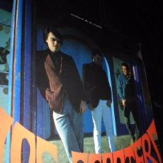 Discos de vinilo: LOS SCOOTERS SG NOLA 1988 SHA LA LA/ SCOOTERS BLUES MOD POWER POP. Lote 116976771