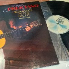 Discos de vinilo: MUSICA LP: JOSE FELICIANO ROMANCE IN THE NIGHT. Lote 117017391