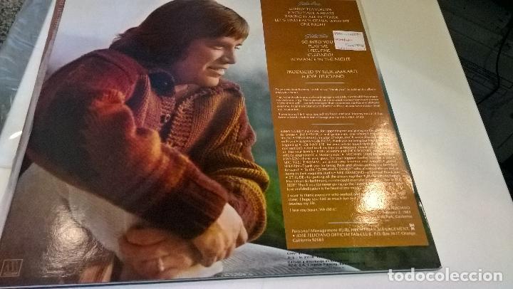 Discos de vinilo: musica lp: jose feliciano romance in the night - Foto 2 - 117017391