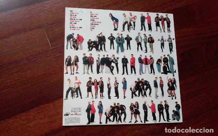 Discos de vinilo: Rap de aquí- sweet,three as one,bzn,...lp - Foto 2 - 117019051
