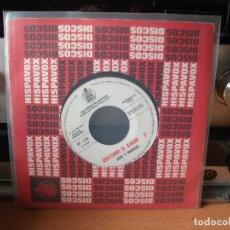 Discos de vinilo: JOSE Y MANUEL DESCUBRI EL AMOR SINGLE SPAIN 1971 PDELUXE. Lote 117022111