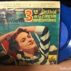Discos de vinilo: JOSE GUARDIOLA DANS LE CREUX DE TA MAIN+3 EP SPAIN 1961 PDELUXE. Lote 117022855