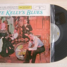 Discos de vinilo: PETE KELLY'S BLUES (THE AUTHENTIC MUSIC FROM THE TELEVISION PRODUCTION)- LP ESPAÑOL 1962 - WARNER. Lote 117028635