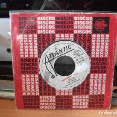 Discos de vinilo: LED ZEPPELIN PERRO NEGRO SINGLE SPAIN 1972 PDELUXE. Lote 117034055